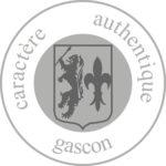 Coat of arms Armagnac Baron de Lustrac