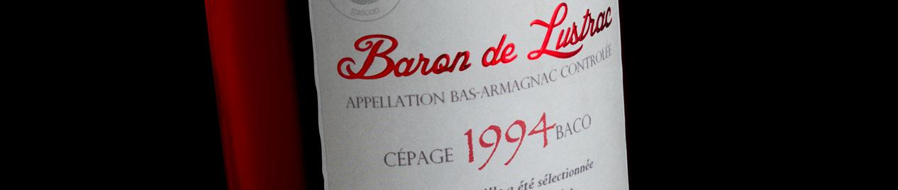 Zoom sur l'étiquette de Sélection Domaine 1994
